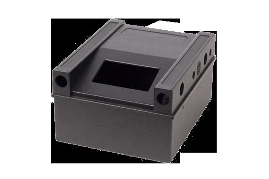 Custom instrument plastic casing