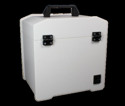 Custom portable medical enclosure