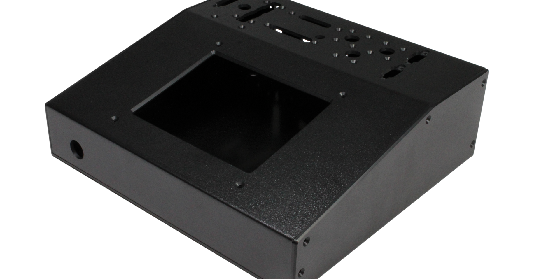 Custom control system enclosure