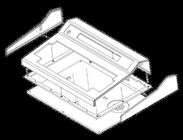 Custom design enclosure