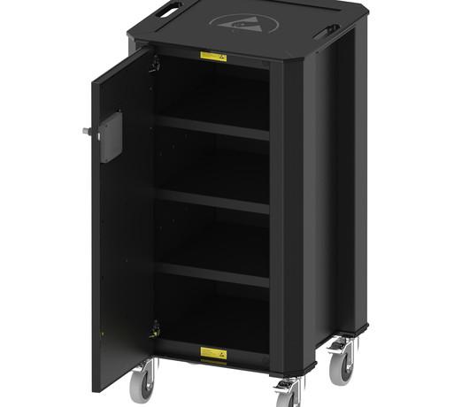 Nuwco ESD Cupboard Trolley NFC Lock