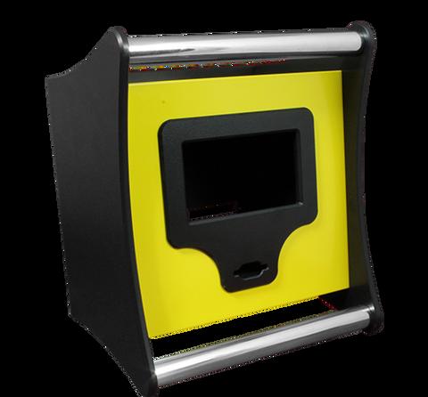 Custom HMI panel enclosure