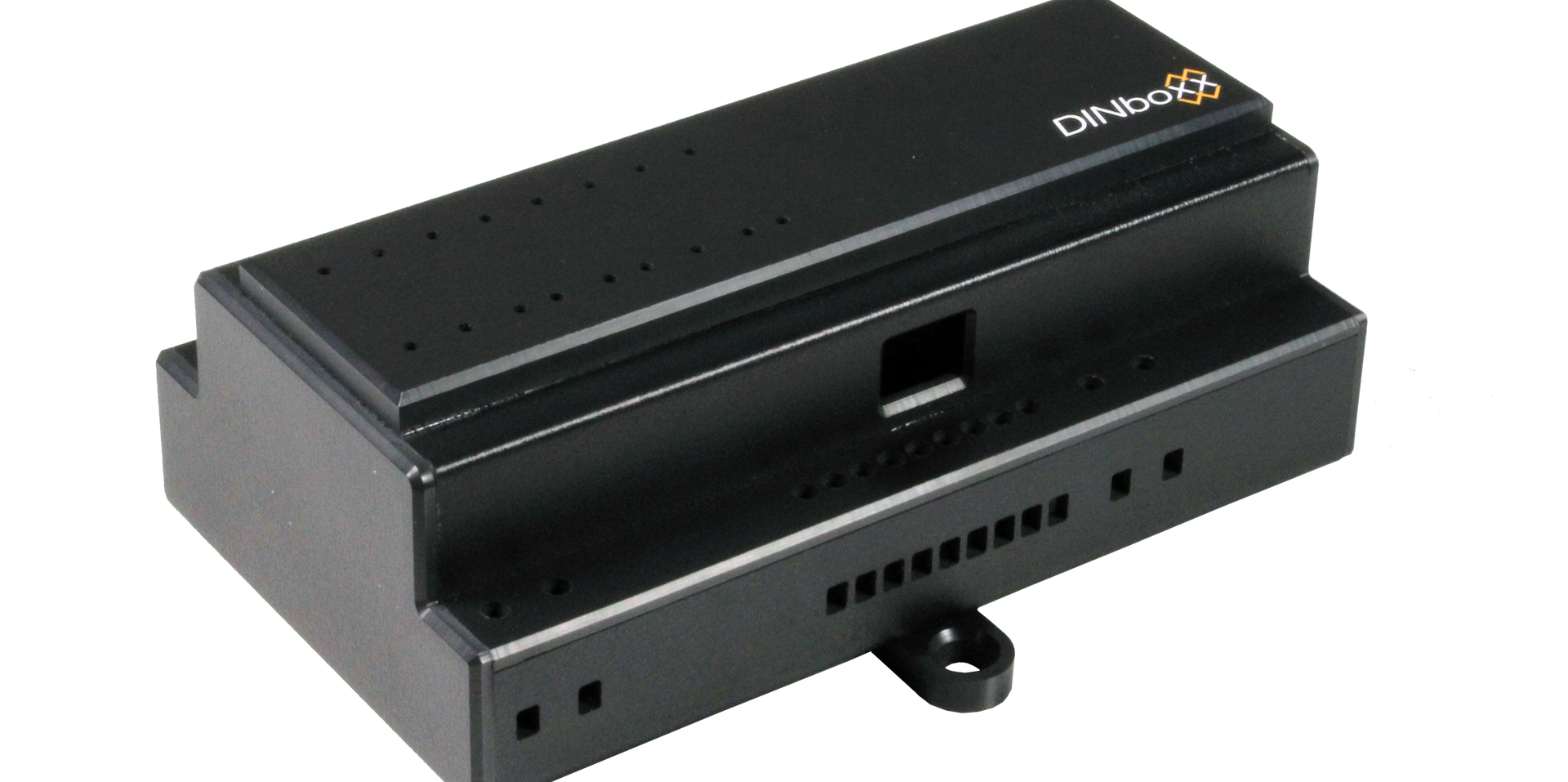 Custom DIN Rail enclosure