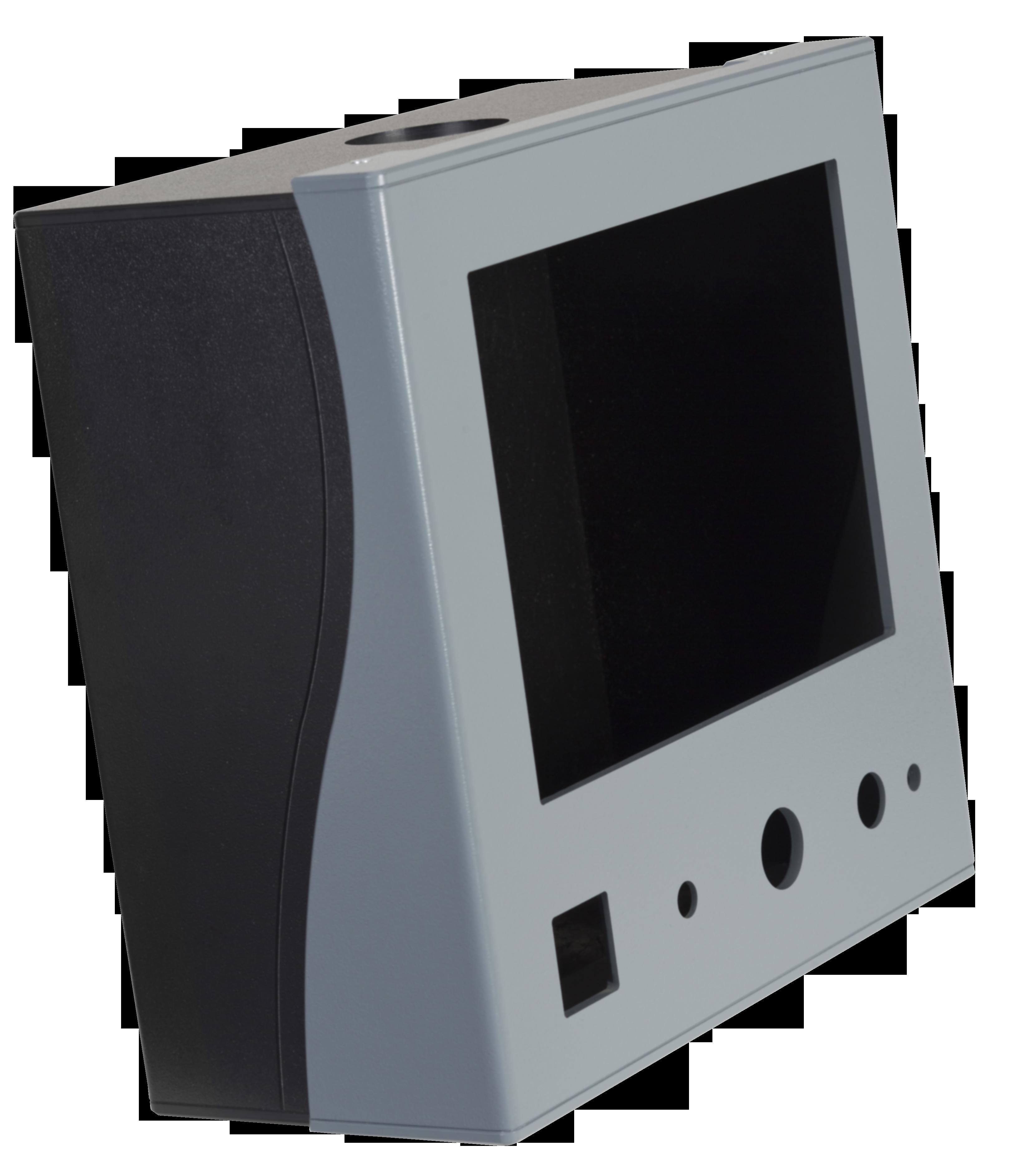 Fabricated Plastic Hmi Box Smartboxx