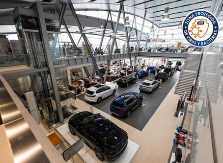 NANO4LIFE X BMW Madrid