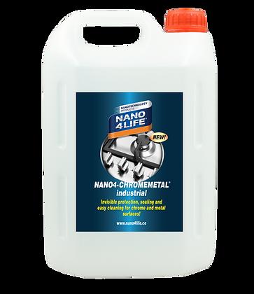 655400070 NANO4-CHROMEMETAL(industrial) 2X4Lit