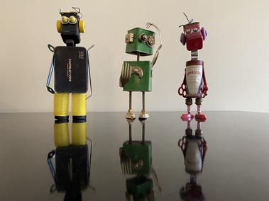 I love my robots