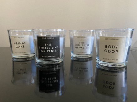 Candles that should exist...