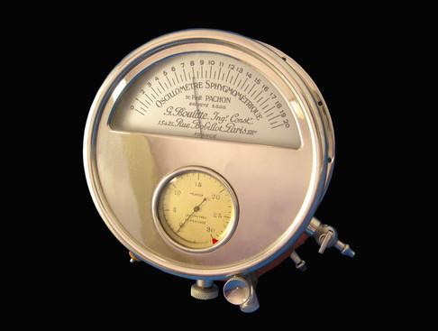 Pachon oscillometer