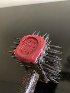 Cartier Unsub Hammer #3