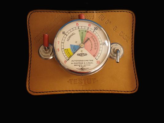 Casals blood pressure