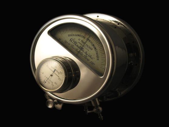 1916 Boulitte oscillometer