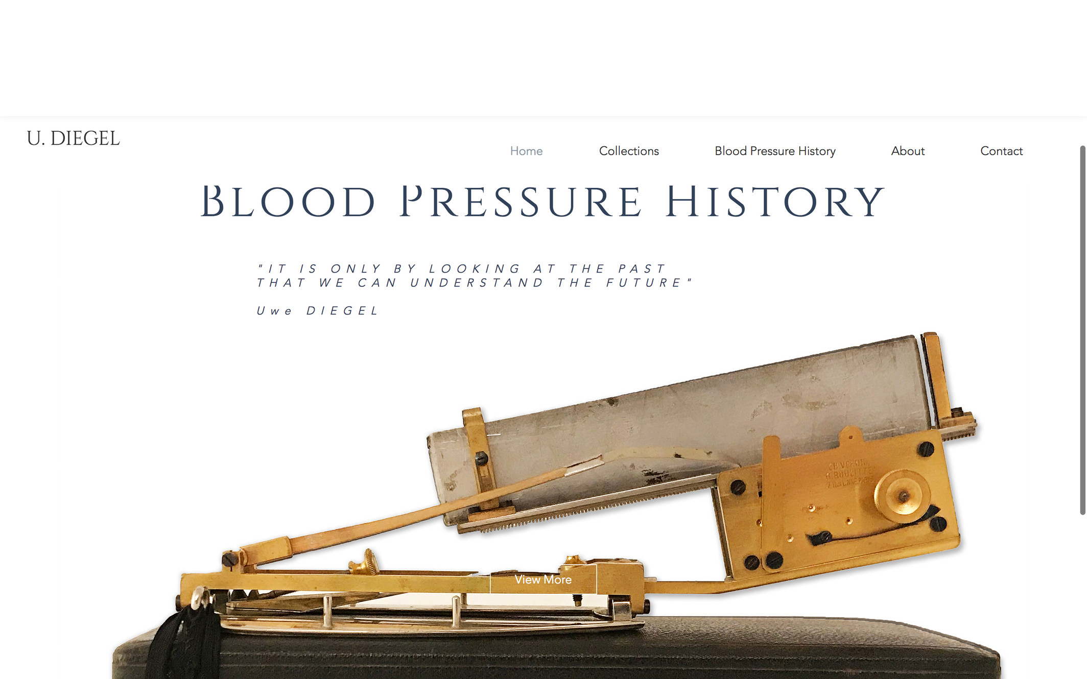 Antique Blood Pressure Monitors