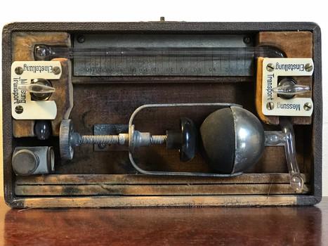 The Gaertner Tonometer