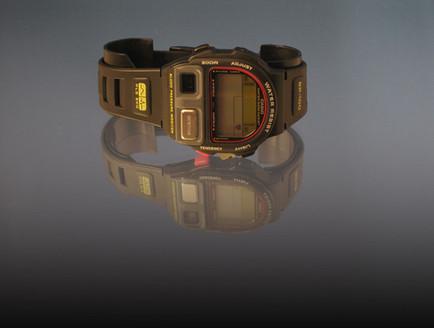 Casio blood pressure watch
