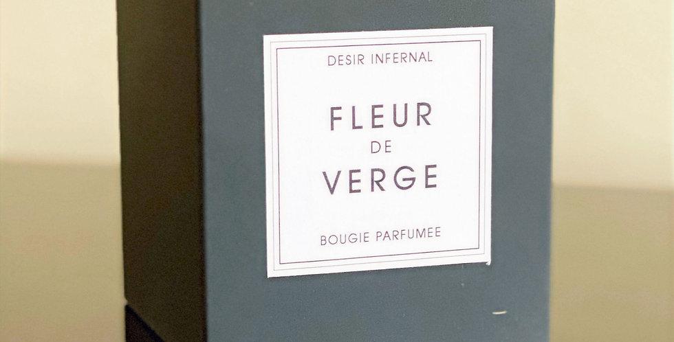 Fleur de Verge - Perfumed Candle