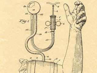Faught patent