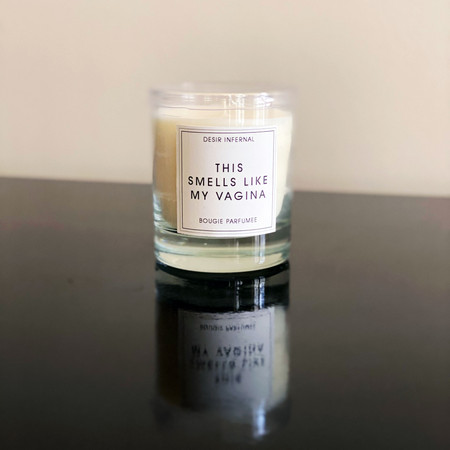 Perfumed Candle - This smells like my Vagina