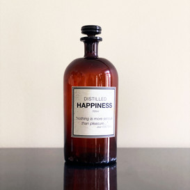 Concentrated Happiness