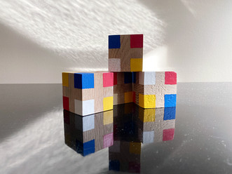 Hommage to Mondrian