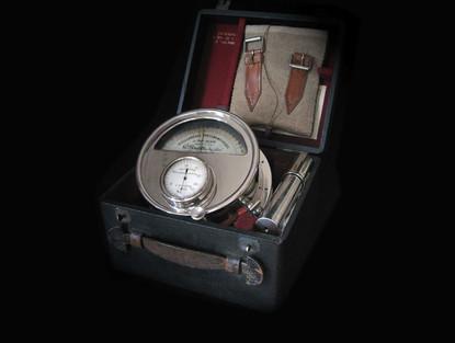 Boulitte oscillometer