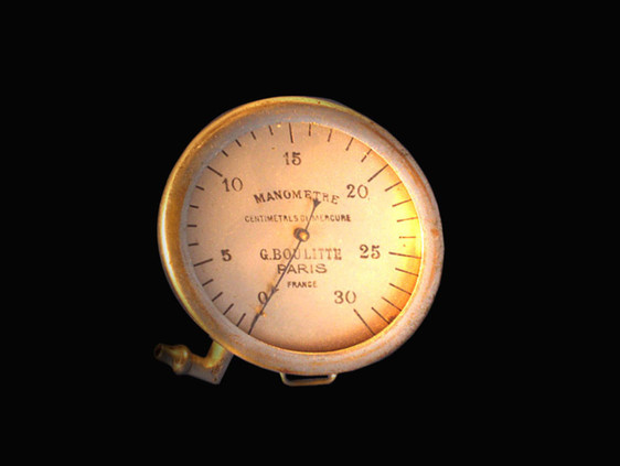 Potain Sphygmomanometer