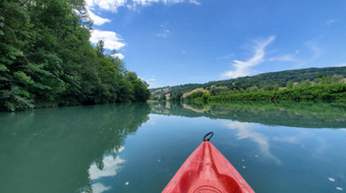 Le vieilles îles en Canoë Kayak avec FoxaGliss