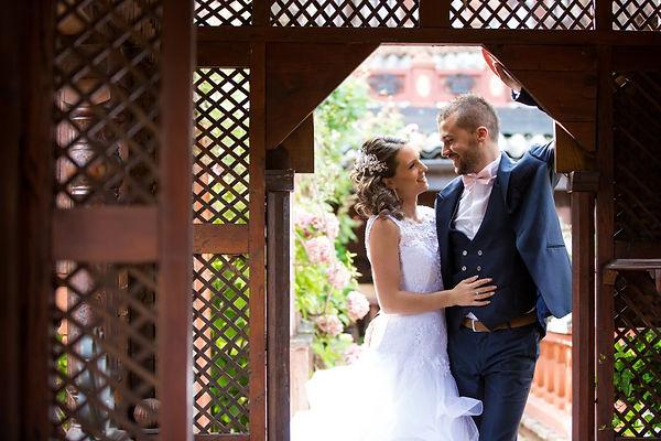 Mariage de Tiffany & Charles - Wedding planner par Eden Time et Décoration du mariage par Les Décos d'Eden