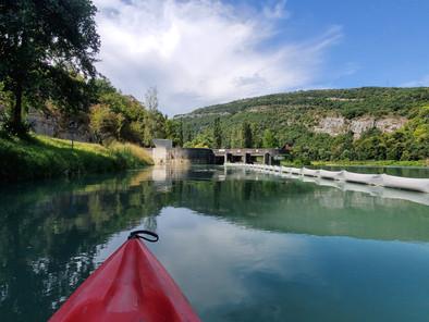 Les vieilles îles en Canoë Kayak