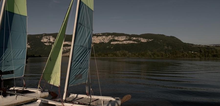 Stage de Catamaran sur le rhône et le plan d'eau de Cuchet