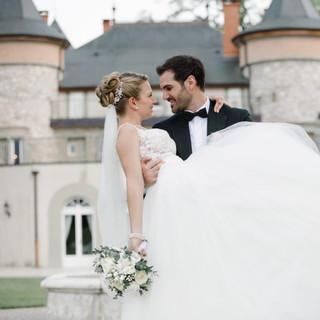 Laurence & Andréa 05.05.2018 - Château de Servolex