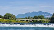 Pont des gorges de la Balme