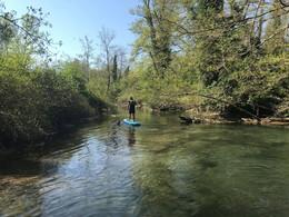Location Canoë Kayak/ Stand Up Paddle des îles Molottes