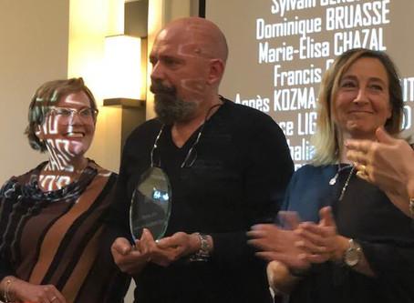 Eric récompensé par le TROPHÉE GESICA (Groupement International de 250 Cabinets/2600 Avocats)