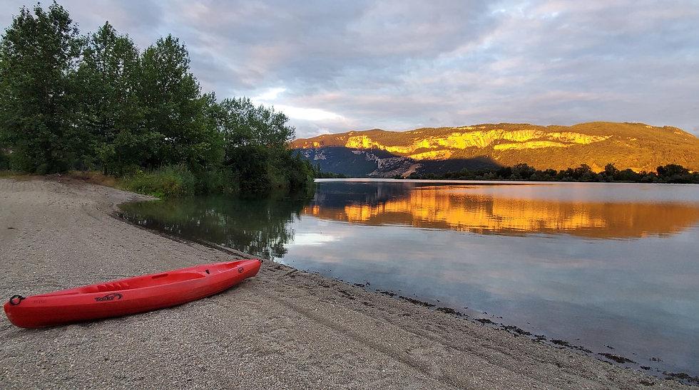 Location de Canoë Kayak en Savoie, Ain et Isére