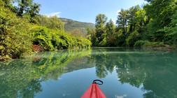 Les vieille îles en Canoë Kayak avec FoxaGliss