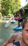 Descente en Stand Up Paddle sur le Rhône et le Guiers