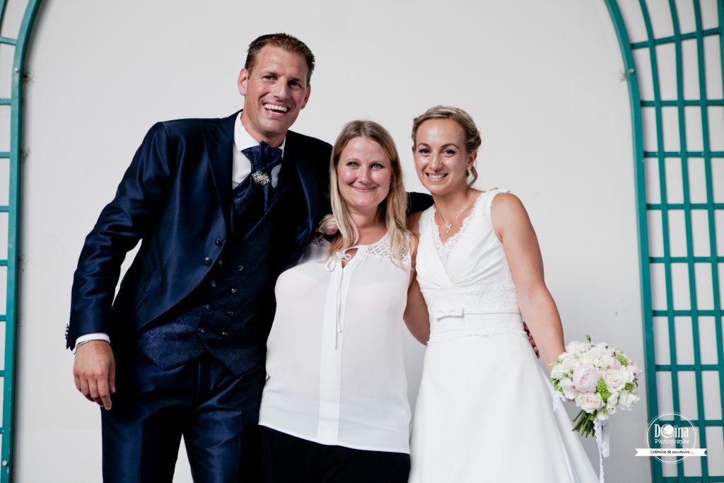 Mariage de Laetitia & David