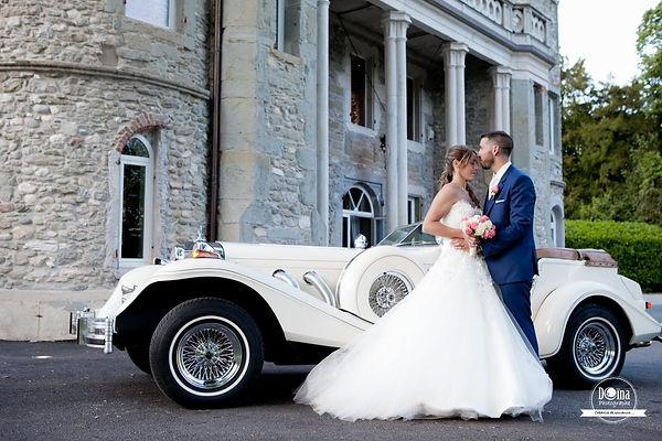 Mariage de Audrey & Roland - Wedding planner par Eden Time et Décoration du mariage par Les Décos d'Eden