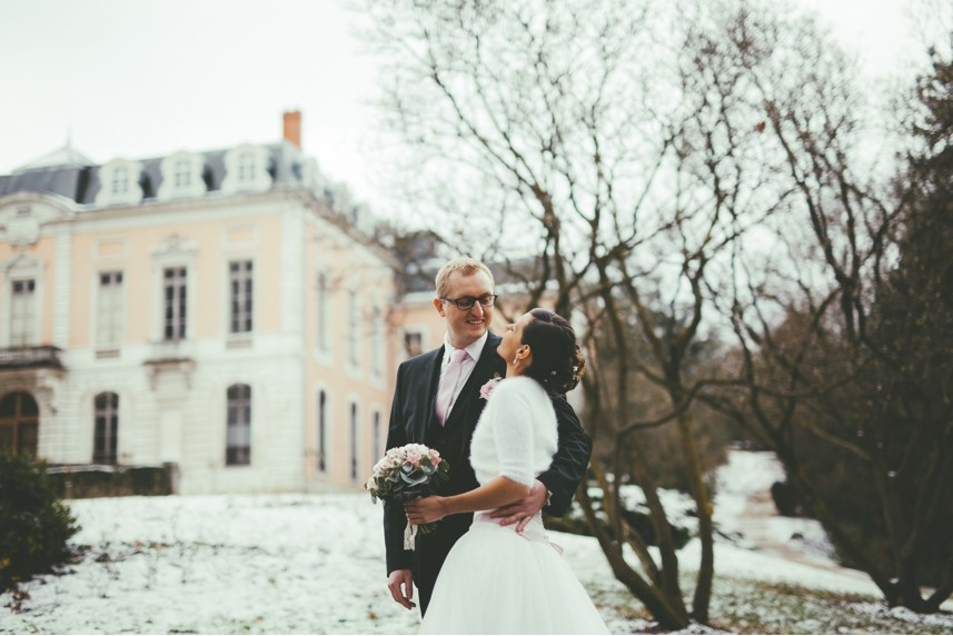 Anaïs & Pierre - 31.01.2015 - Fort Barraux