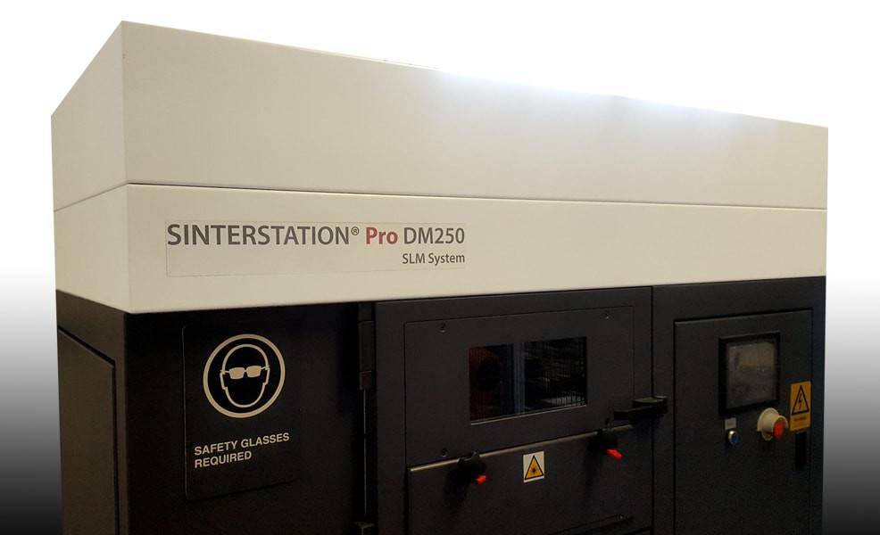Custom Prototypes Metal 3D Printer - Sinteterstaion DM250