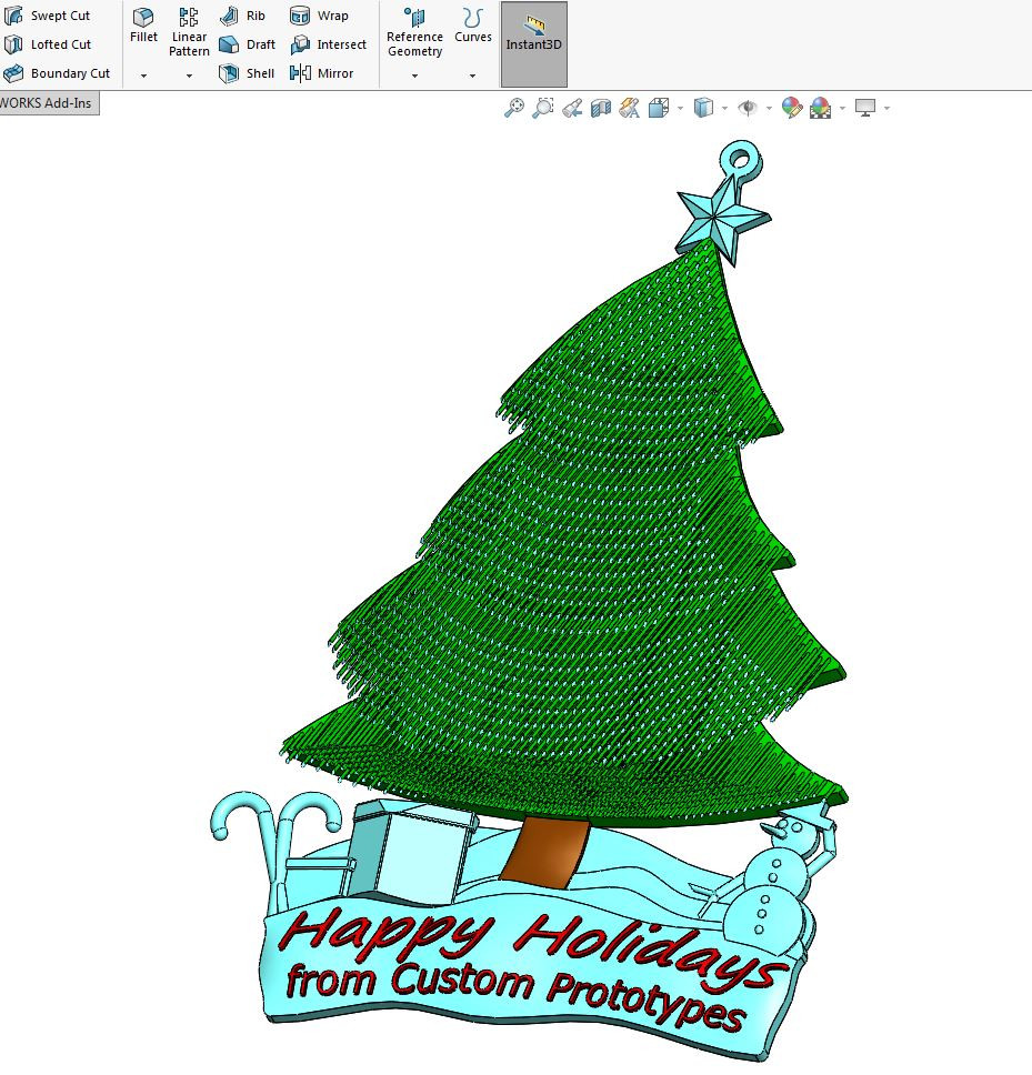 solidworks-christmas-tree