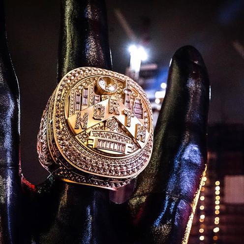 3D Printing the Toronto Raptor's Championship Ring