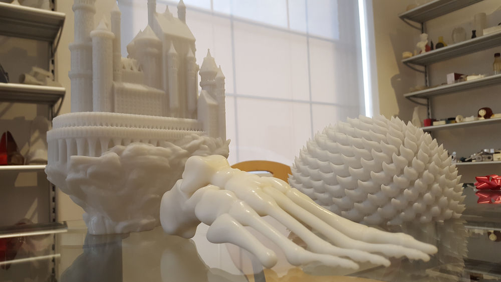 3D Printing has the ability to capture your imaginations!