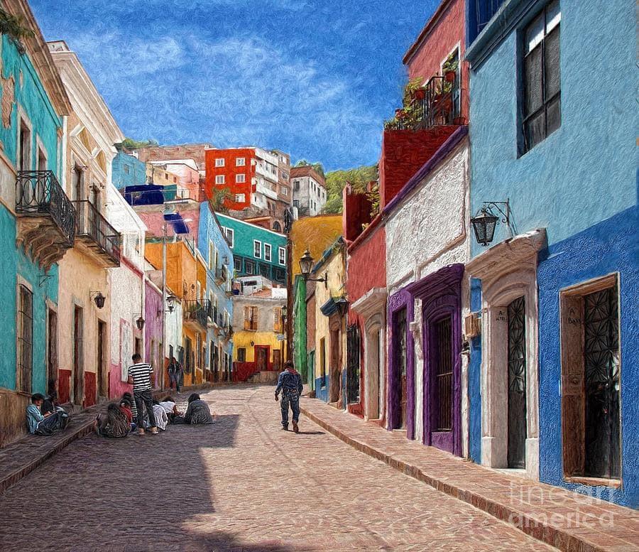 Guanajuato-painting