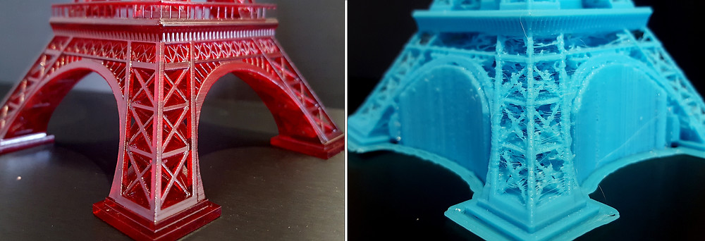 SLA vs. cheap 3D printing