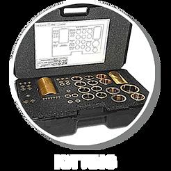 AlliedOne Kitting, alliedoneindustrial.com, Aerospace, Landing Gear, bushings kit