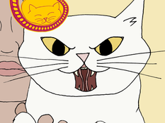 The Mummy vs. The Cat