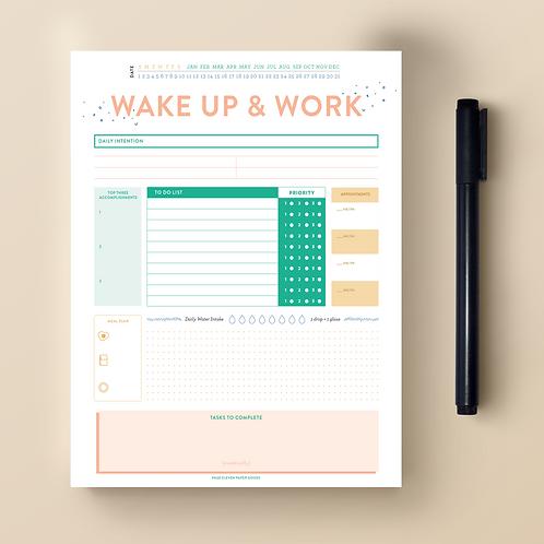 Daily Notepad