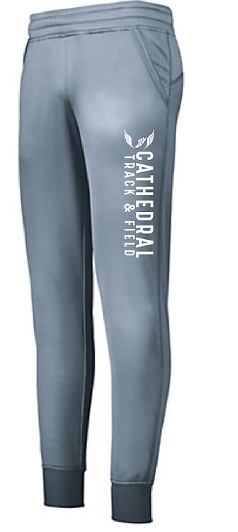 CT Augusta Sportswear - Women's Performance Fleece Jogger - 5568 • graphite
